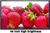 46inch good quality and highlight effect small lcd display (high brightness)