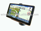 NEW!! 7 inch GPS Navigation/ 7Inch bluetooth GPS/7 inch GPS Screen +Bluetooth+AV IN +FM transmitter