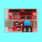 LED screen control card support U disk function Single and double color