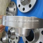reduced flange