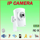 P2P cheap wifi ip indoor camera,mini ip wifi camera,wifi ip camera with i/o alarm port