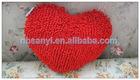 microfiber chenille cushion