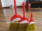 house clean broom