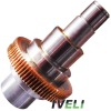 brass worm gear for reducer and machine