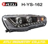 Car led head lamp for Mitsubishi lancer