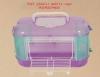 High quality portable plastic pet cage,pet carrier,pet house