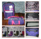 Luggage Stocks F7206 Travel Luggage Sets