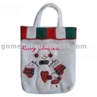 2010 Beauty Gift bag,Christmas bag,Christmas promotional bag