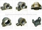 grey cast iron die casting oem part pipe flange gasket