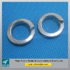 stamping fastener of Spring Lock washer match for bolt screw nut