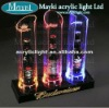 LED Acrylic Liquor stand