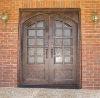 Classic Metal Door