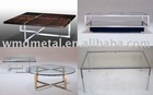 TJ-01 stainless steel table base,furniture frame, console,