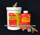 Locke High strength pre-applied screw thread locker adhesive