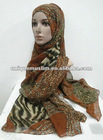 VS001 new style big size viscose scarf,muslim long scarf