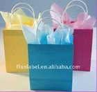 OEM Environmental and Fashionable Paper Gift Bag