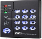 standalone rfid access control with keypad