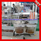 Hot selling screw Castor seed oil press mill/machine