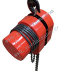 0.5t~10t electric chain hoist with motor