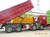2633k/6x4 dump truck