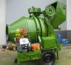 supply JZC 350L Portable Concrete mixer with diesel engine