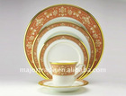 Hotel porcelain dinner plate with lowest price