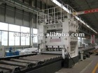 8*1500mm 15 Rolls metal roller leveling machine