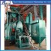 Anchor Chain Wheel Blasting Machine / Descaling Equipment (QM Series)
