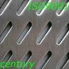 Al perforated metal panel