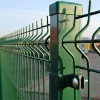 10 years useful life pvc coated welded wire mesh fence