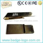 classical designer metal paper clip money