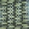 Interior Wall Crystal Glass Mosaic Tile
