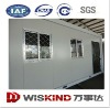 portable container house with 75mm EPS sandwich panels