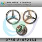 custom metal car names and logos emblem