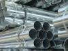 JIS and DIN standard hot Galvanized steel pipes