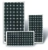 36V 200W Mono Sun Panel with 19% Conversion Rate 6x12
