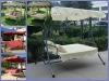 outdoor garden wooden swing chair B201