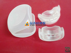 strapless and double eeth whitening mouth guard