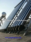 CE and CCC solar collector system