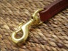 Trigger brass snap hook