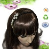 MJ-D-65 Delicate crystal hair hoop/Crystal hair hoop