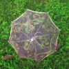 purple craft umbrella for kids[30CM radius,10 colors for choice]
