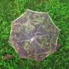 purple craft umbrella for kids[30CM radius,10 colors for choice]