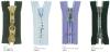 ZIPPERS/Aluminum zipper/brass zipper