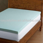 cheaper and high quality memory foam mattress topper