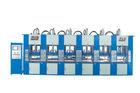 (EVA Machine)EVA Foam Shoes Sole 6 stations Injection Molding (KR9506-L2)