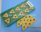 ZCC.CT turning inserts made in China