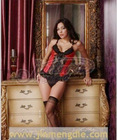 sexy corset ;sexy baby doll ; sexy dress (JS 16005)