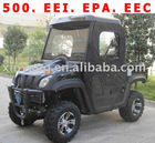 500CC UTV 4WD 32.6 HP CVT TRASMISSION