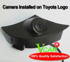Soney CCD Special Car front view camera for Toyota Landcruiser